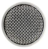 Het detail van de microfoon   Stock Afbeelding