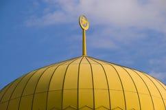 Het Detail van de moskee Stock Foto's