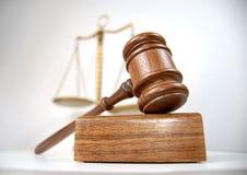 Het detail van de rechtszaal Royalty-vrije Stock Foto's