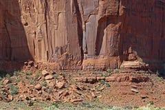 Het Detail van de rotsvorming Stock Foto's