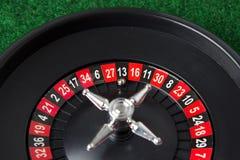 Het detail van de roulette Royalty-vrije Stock Foto's
