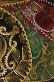 Het Detail van de sombrero Royalty-vrije Stock Afbeelding