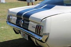 Het detail van de spierauto Royalty-vrije Stock Foto