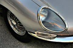 Het detail van de sportwagen royalty-vrije stock afbeelding