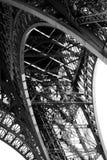 Het Detail van de Toren van Eiffel Stock Afbeelding