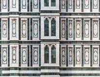 Het detail van Duomo van Florence Royalty-vrije Stock Foto