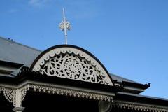 Het Detail van het dak Royalty-vrije Stock Fotografie