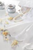 Het detail van het huwelijk royalty-vrije stock foto's