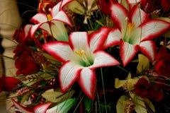Het detail van het huwelijk - bloemen Stock Afbeelding
