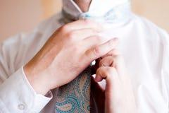 Het detail van het overhemd Royalty-vrije Stock Foto