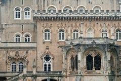 Het detail van het Paleis van Buçaco Royalty-vrije Stock Foto