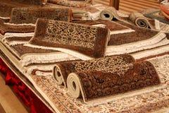 Het detail van het tapijt Royalty-vrije Stock Afbeelding