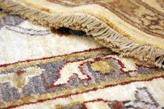 Het detail van het tapijt Royalty-vrije Stock Afbeeldingen