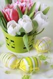Het detail van Pasen stock foto
