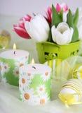 Het detail van Pasen stock foto's