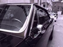 Het detail van Pontiac GTO 1965 Stock Afbeelding