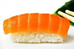 Het Detail van sushi Stock Foto