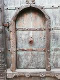 Het deur oude ontwerp Nederland Texel royalty-vrije stock afbeeldingen