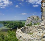 Het Devin-kasteel Royalty-vrije Stock Foto's