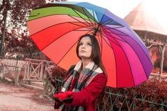 Is het die regenen Royalty-vrije Stock Fotografie