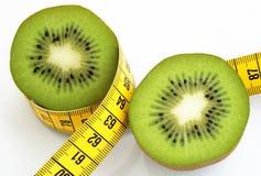 Het Dieet van de kiwi Stock Afbeeldingen