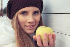 Het dieet van de winter Stock Afbeeldingen
