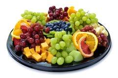 Het dienblad van het fruit Royalty-vrije Stock Foto's