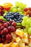 Het dienblad van het fruit royalty-vrije stock foto