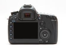 Het digitale scherm van de camera achtervertoning royalty-vrije stock fotografie