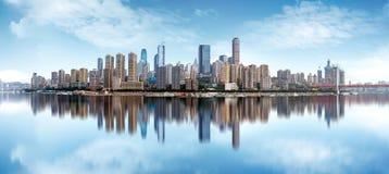 Het dimensionale verkeer van China Chongqing Royalty-vrije Stock Afbeelding