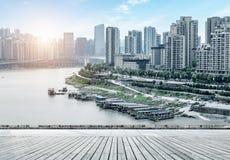 Het dimensionale verkeer van China Chongqing Stock Foto