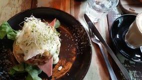 Het Diner van de ontbijtlunch Royalty-vrije Stock Foto's