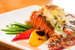 Het Diner van de zeekreeft Stock Afbeeldingen