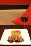Het Diner van het lam Royalty-vrije Stock Afbeelding