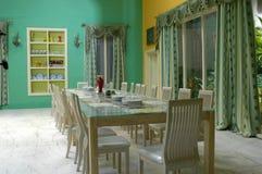 Het dineren Stock Foto