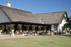 Het Dineren van het hotel Royalty-vrije Stock Fotografie
