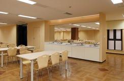 Het dineren zaal Royalty-vrije Stock Afbeelding