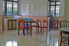 Het dineren Zaal Stock Fotografie