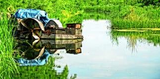 Het ding van de rivier Royalty-vrije Stock Foto
