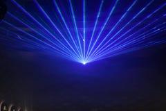 Het discolicht toont, Stadiumlichten Royalty-vrije Stock Afbeelding