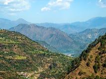 Het district Himachal Pradesh India van Chamba Royalty-vrije Stock Afbeelding