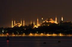 Het district van Ahmet van de sultan stock afbeeldingen