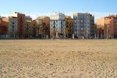 Het district van Barcelonetta Royalty-vrije Stock Afbeeldingen