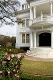 Het district van de tuin royalty-vrije stock afbeelding