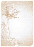 Het document met nam toe Vector Illustratie