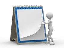 Het document van de grafiek en persoon stock fotografie