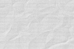Het document van de kreuk royalty-vrije illustratie