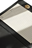 Het document van de nota Royalty-vrije Stock Afbeelding