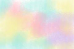 Het document van de waterkleur textuur Stock Foto