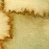 Het document van de waterverf Royalty-vrije Stock Afbeelding